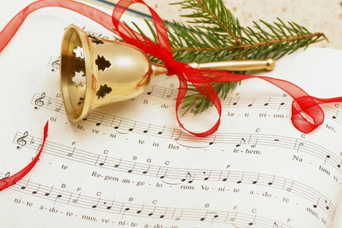 Down From His Throne Room – A Christmas Ballad