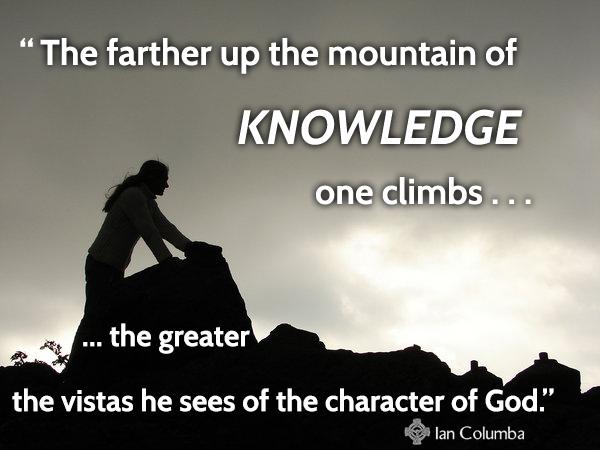 Christian Curiosity