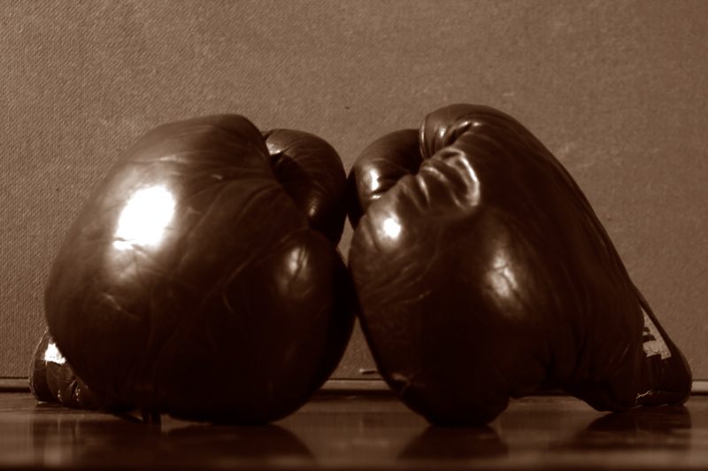 Five Defensive Moves in the Fight to Love God